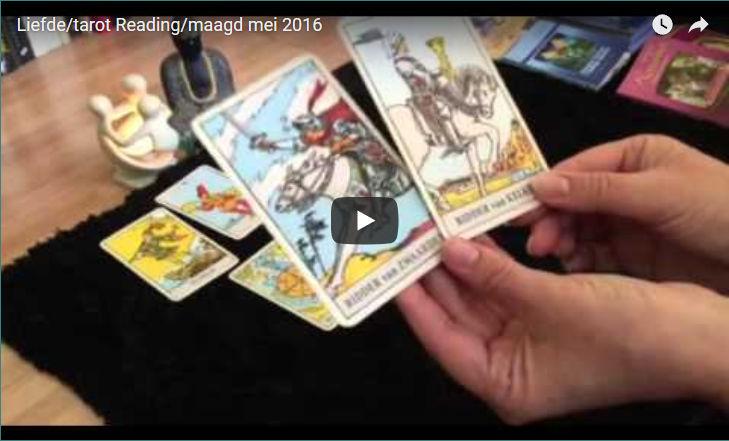 Maagd tarot legging mei 2016